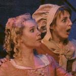 Magalie Lépine-Blondeau et Chantal Dumoulin - Les Fourberies de Scapin, 2007