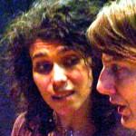 Catherine Hamann et Chantal Dumoulin - Les liaisons dangereuses en répétition, 2009