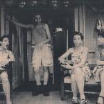 Chantal Dumoulin, Nathalie Costa, Évelyne de la Chenelière et Christine Foley - Shower, 1999