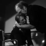Chantal Dumoulin et Gabriel Arcand - Sonate d'automne en répétition - Photographe Carmen Jolin