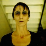Chantal Dumoulin - Francine Rancoeur dans Willy Protagoras de Wajdi - Maquilleur et photographe Angelo Barsetti